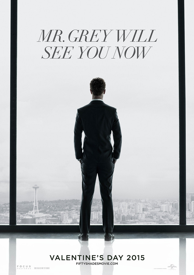 Original 50 Shades of Grey Movie Poster