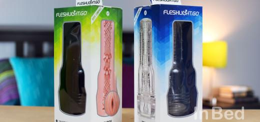 Fleslight Go Surge and Ice