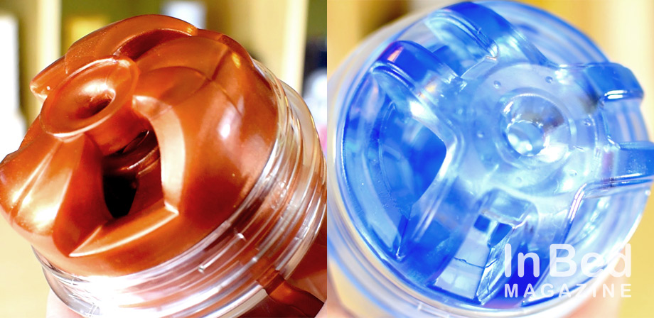 Fleshlight Turbo Thrust and Ignition entries side-by-side
