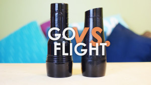Fleshlight Go vs. Flight