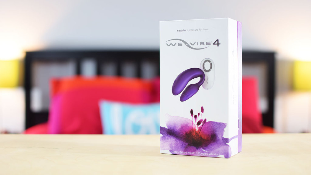 We-Vibe 4 package