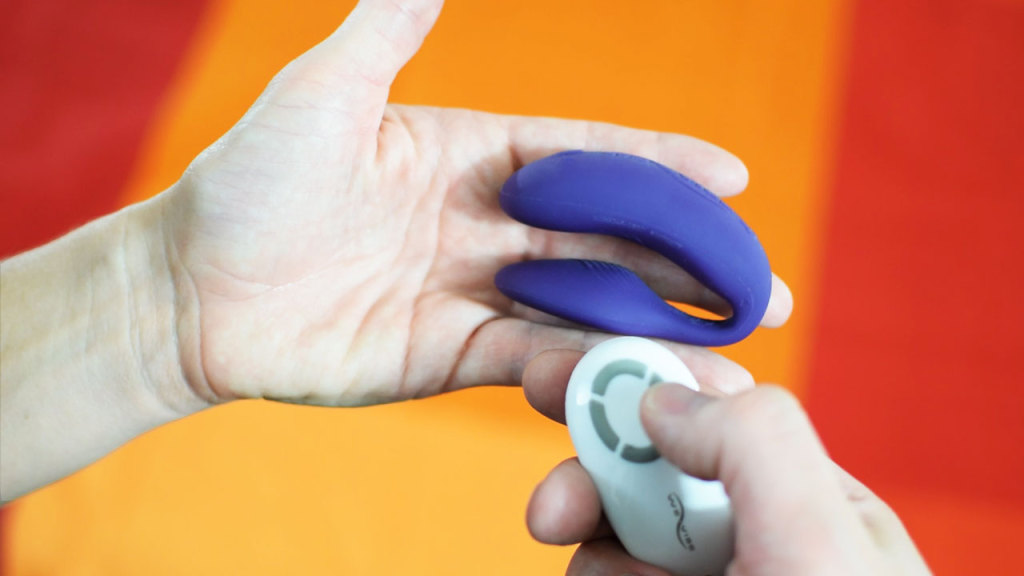 We-Vibe 4 Remote